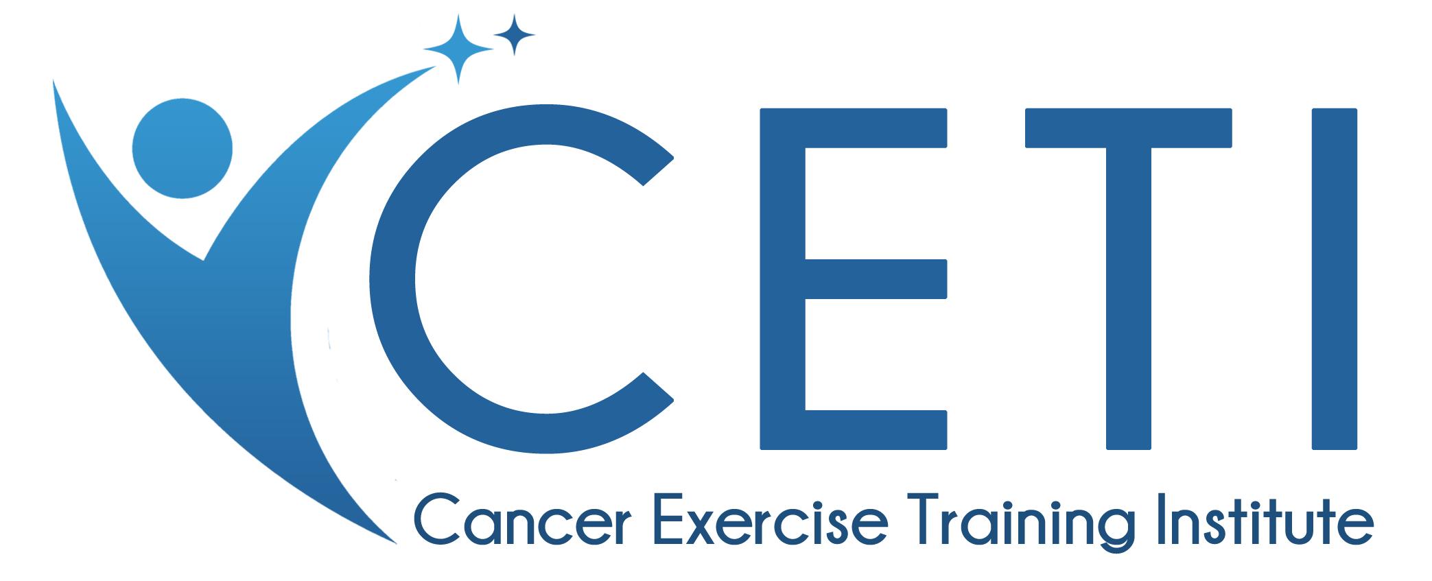 Cancer Exercise Training Institute CETI logo